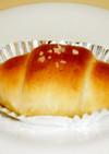 「塩バターパン風」の塩麹入りパン