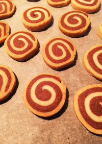 アレルギー対応☆アイスボックスクッキー
