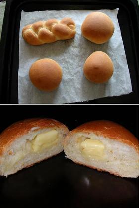 レンジパンで「超簡単基本パン」♪