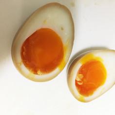 時短!簡単!美味しい煮卵