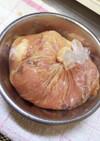 鶏ムネを柔らかくする方法