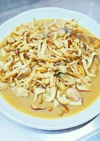 沢山色々茸と牡蠣&舌平目アクアパッツァ