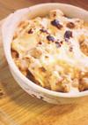 【簡単】チーズいらずの焼きパスタ