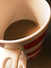 ふわっと優しい*わたあめコーヒーの写真