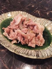 たった5分!塩麹の豚肉炒めの写真