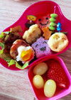 ✯ 簡単可愛い幼稚園のお弁当2✯