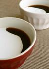ペロリと食べられる簡単!コーヒー寒天