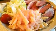 モーニングサラダ!シャクシャクポテトの写真