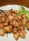 おひとりさまの鶏軟骨のポン酢柚子胡椒炒め
