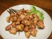 おひとりさまの鶏軟骨のポン酢柚子胡椒炒めの写真
