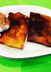 ダイエットおやつ簡単熱りんごパイアイス添