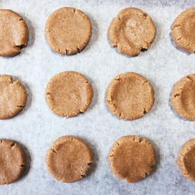 yaeca風 オールスパイスクッキー