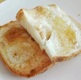 トースター不要!魚焼きグリルでトースト