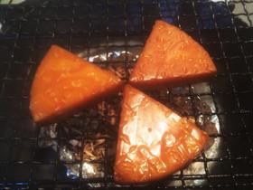 醤油漬けスモークチーズ