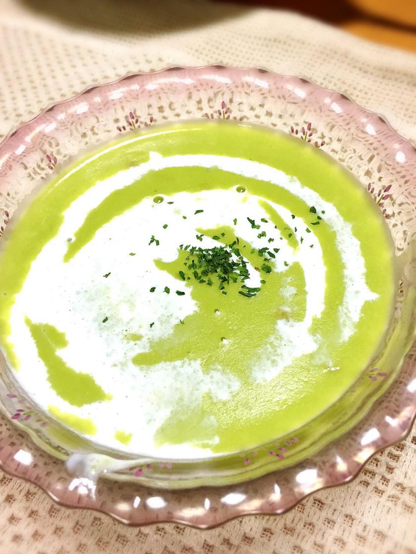 グリーンピース*スープ
