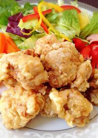 お弁当に♬簡単♡ジューシー♪鶏のから揚げ