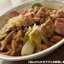 簡単★鶏肉と白滝のすき焼き風煮物