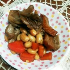 常備菜  大豆の煮豆