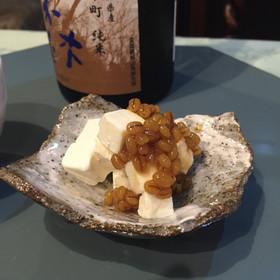 日本酒に合う♡ クリームチーズ&もろみ