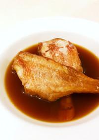 超簡単(^з^)-☆赤魚の煮付け