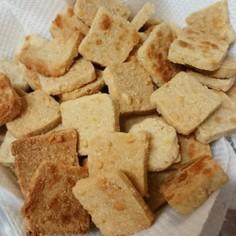低糖質チーズクッキー