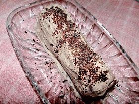 チョコホイップケーキ