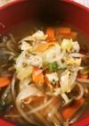 燃焼★デトックススープ×浅利チゲスープ