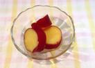 お弁当に!さつまいものハニーレモン煮