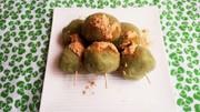 豆腐茶団子の写真