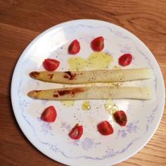 茹でたホワイトアスパラの美味しい食べ方