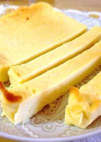 さつまいもとマスカルポーネのチーズケーキ