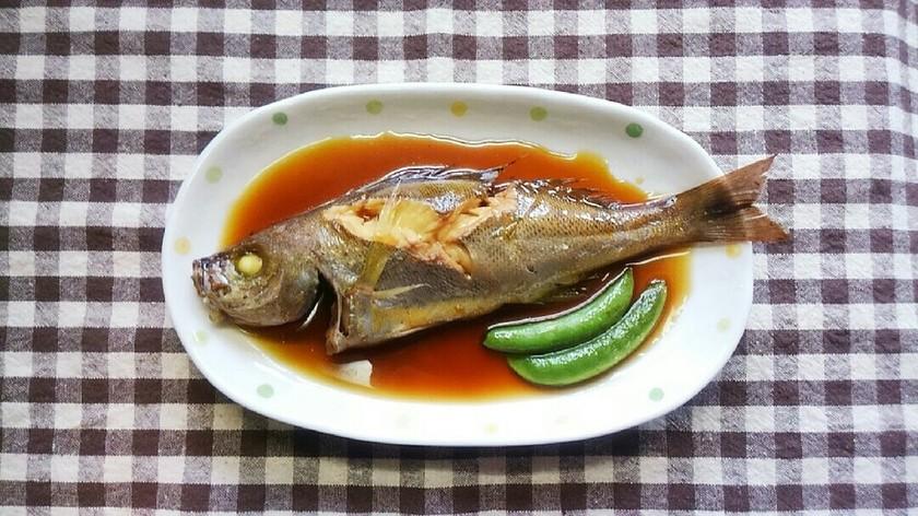 煮魚✨いさきの煮付け✴