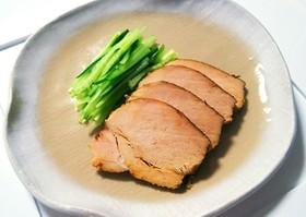 低糖質レシピ☆炊飯器で簡単!紅茶豚