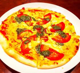 材料4つ☆薄力粉で作るピザ生地