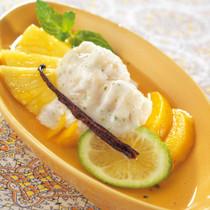 トロピカルフルーツのサラダ