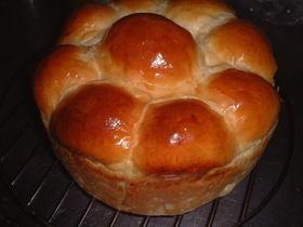 ほわわん☆ちぎりパン