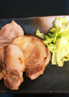 味噌チーズ味♫豚肉のソテー