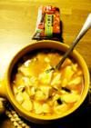 簡単!だけど本格的な豆腐チゲスープ