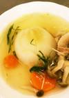 新たまねぎのまるごとスープ(やよい会)