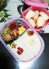 #幼稚園年少さんのサンドイッチ弁当