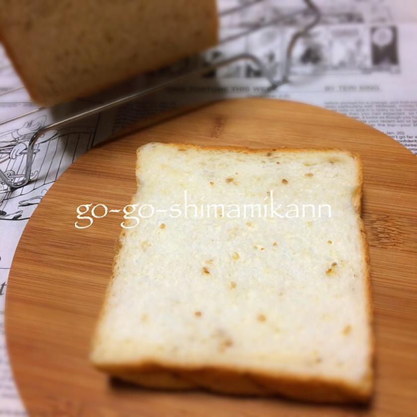 ✿エコ@そば茶の出がらしパン