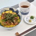 宮崎県産豚バラ肉のひつまぶし風