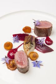 ラム肉のステーキの写真