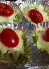 お弁当に☆玉ねぎとツナ缶のチーズ焼き