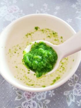 離乳食《初期》冷凍ブロッコリーの調理法