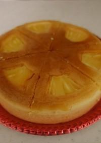 経済的なスフレチーズケーキ