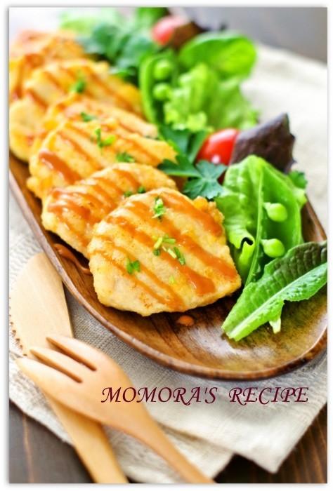 鶏胸肉で簡単節約チーズピカタ♡お弁当にも