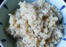なんちゃって玄米ご飯