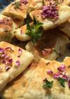 ウズベキスタン♡簡単牛肉ポテトパン