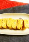 甘旨っ♪オリーブ油で作る卵焼き☆お弁当